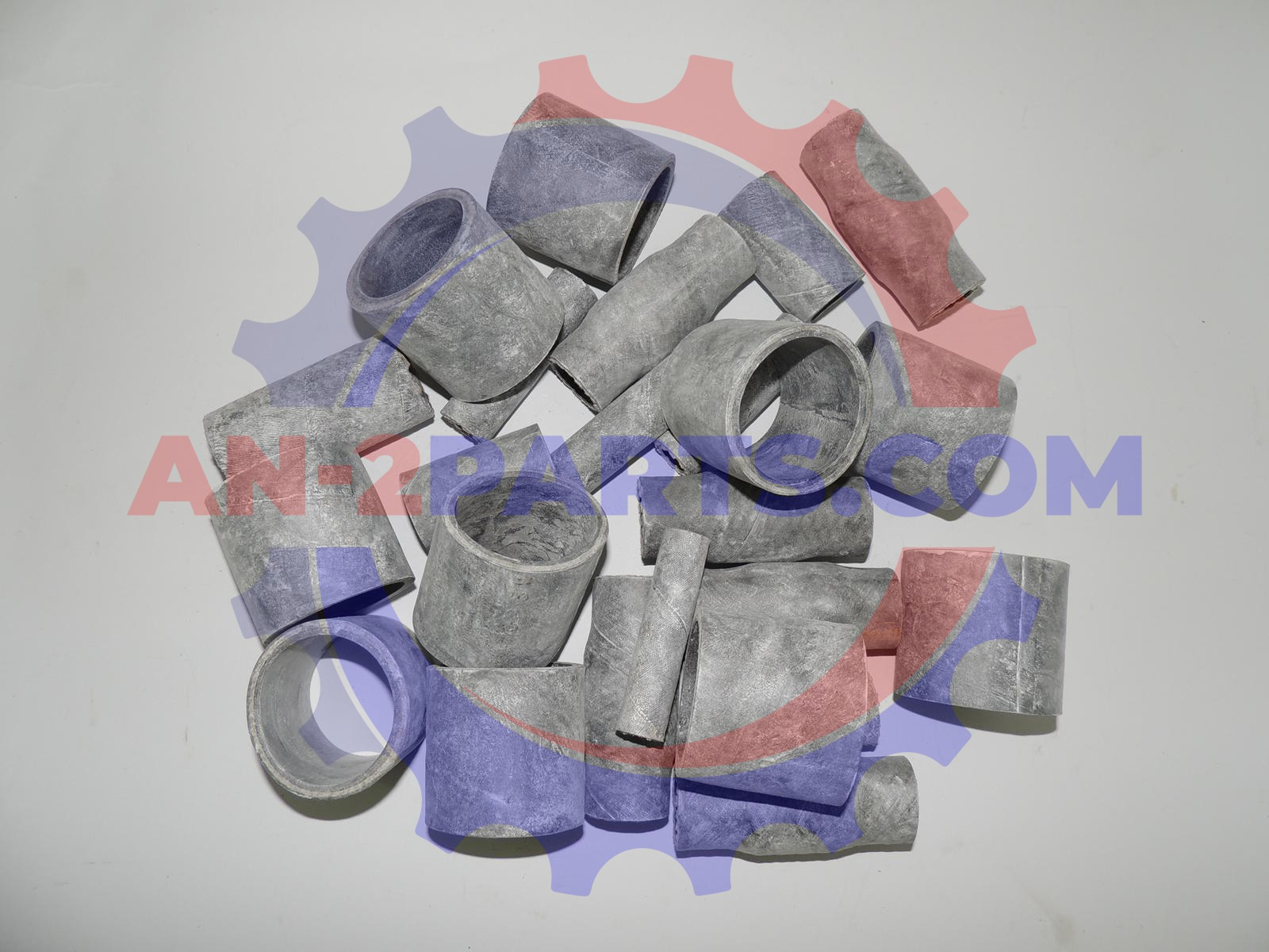 Zestaw diurytowych przewodów, Durite hoses set